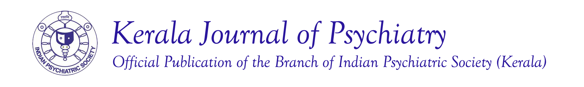 Kerala Journal of Psychiatry